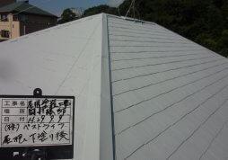 洗浄・屋根塗装工事 戸建て 袖ヶ浦市