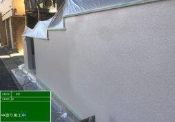 洗浄・塗装工事 戸建て 市川市