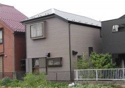 洗浄・屋根塗装工事 戸建て 足立区
