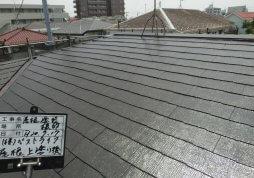 洗浄・屋根塗装工事 コーポ 板橋区