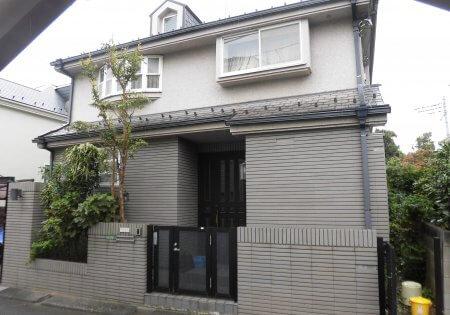 洗浄・屋根塗装工事 戸建て 西東京市