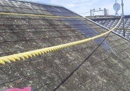 洗浄・屋根塗装工事 戸建て 東京都東村山市