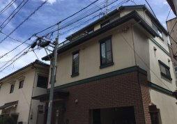 洗浄・屋根塗装工事 戸建て 東京都練馬区