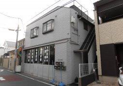 洗浄・屋根塗装工事 店舗 武蔵野市