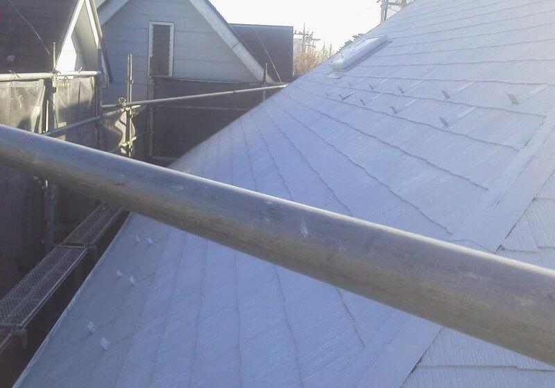 洗浄・屋根塗装工事 マンション 西東京市