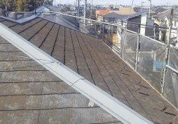 洗浄・屋根塗装工事 戸建て 柏市