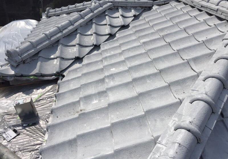 洗浄・屋根塗装工事 戸建て 板橋区