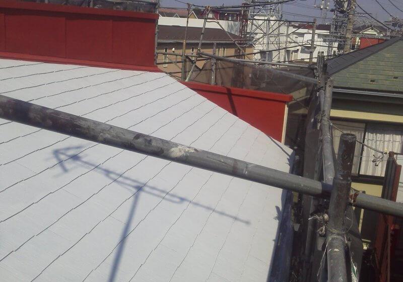 洗浄・塗装工事 戸建て 府中市