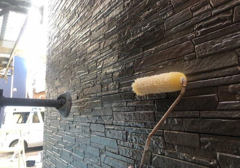 洗浄・塗装工事 一戸建て 東久留米市